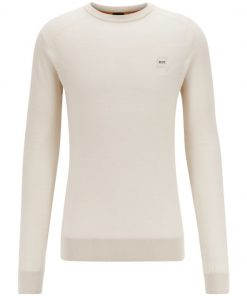 Hugo Boss Amador Knit Light Beige