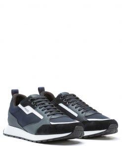 Hugo Boss Icelin Runner Shoes Dark Navy