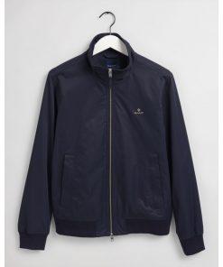 Gant Hampshire Jacket Evening Blue