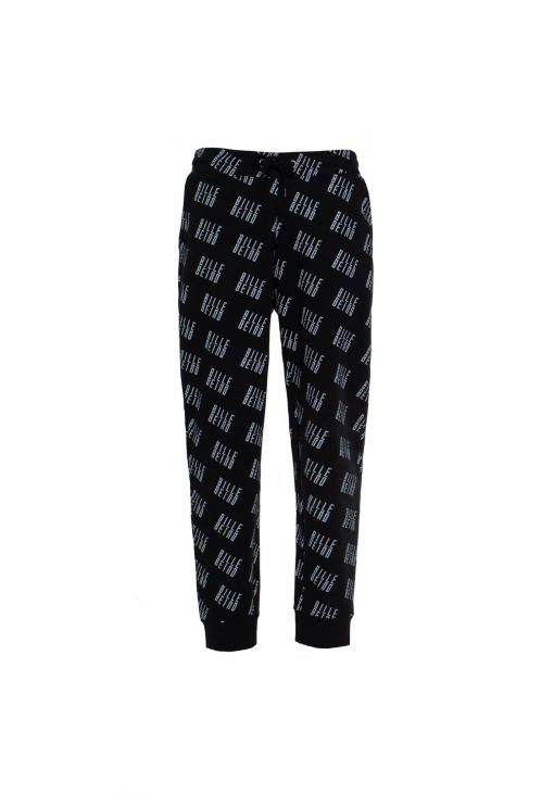 Billebeino Allover Sweatpants Black