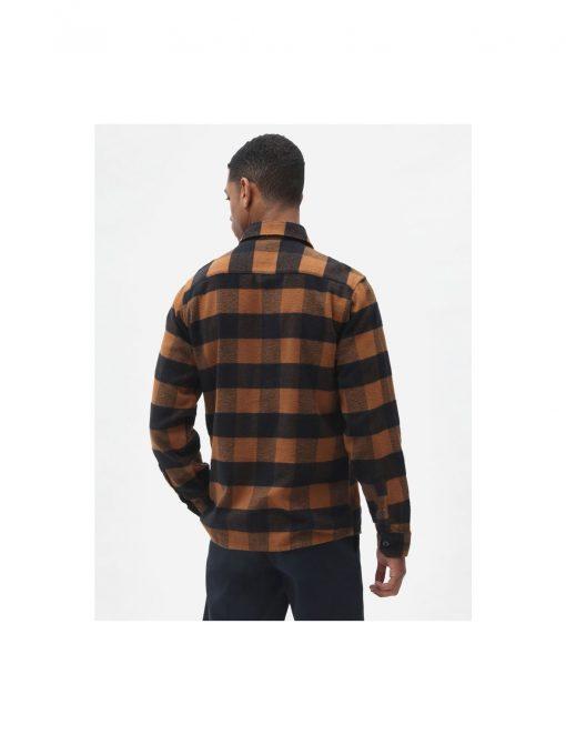 Dickies New Sacramento Shirt Brown