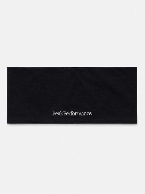 Peak Performance Progress Headband Black