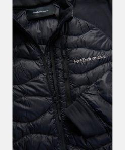 Peak Performance Helium Hybrid Jacket Men Black