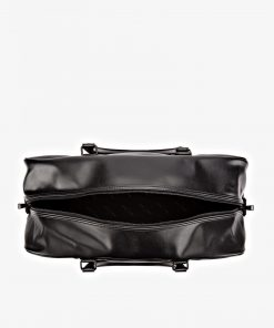 Fred Perry Piqué Texture Holdall Black