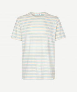 Samsoe & Samsoe Carpo X T-shirt Dusty Blue