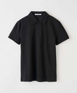 Tiger of Sweden Aderico Pique Shirt Black