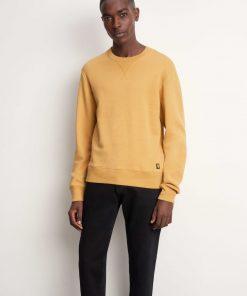Tiger Jeans Niccola Sweatshirt Mustard