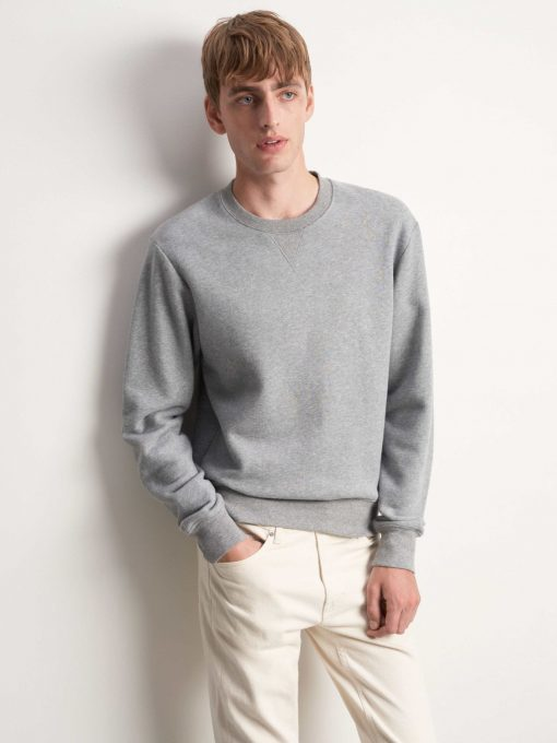 Tiger Jeans Niccola M Sweatshirt Medium Grey Melange