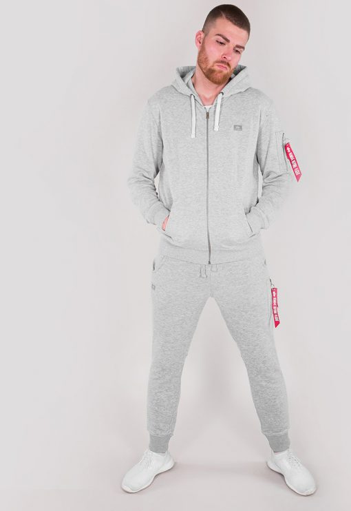 Alpha Industries X-Fit Slim Cargo Pant Grey Heather