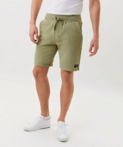 Björn Borg Centre Shorts Oil Green