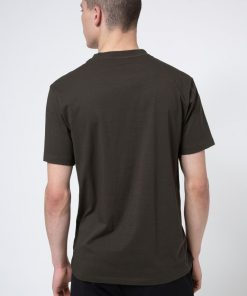 Hugo Boss Dolive212 T-shirt Dark Green