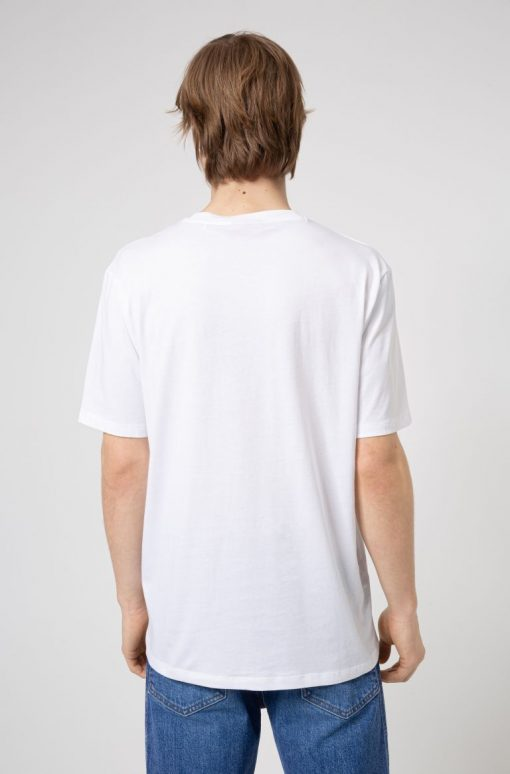 Hugo Boss Dero 212 Jersey T-shirt White