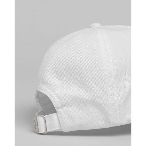 Gant Cotton Twill Cap White