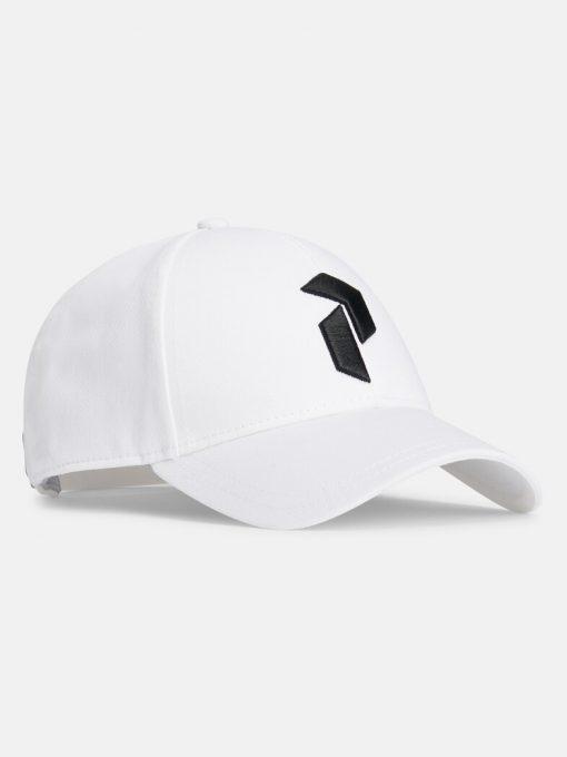 Peak Performance Retro Cap White