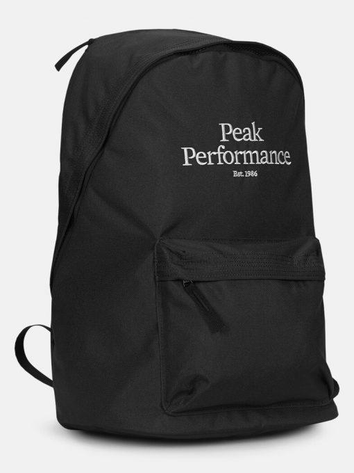 Peak Performance OG Backpack Black