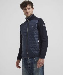 Holebrook Peder Fullzip WP Navy