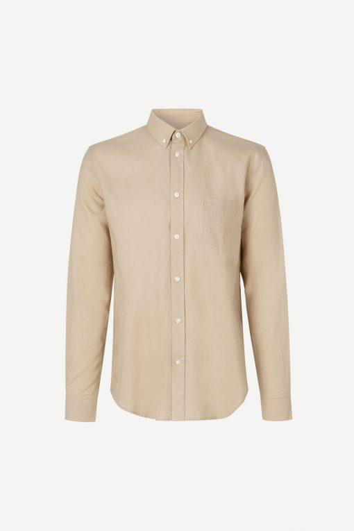 Samsoe & Samsoe Liam Shirt Humus