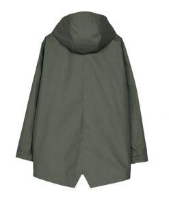 Makia Shelter Jacket Thyme
