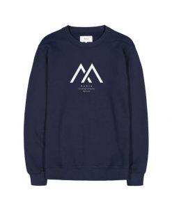 Makia Seafarer Light Sweatshirt Dark Blue