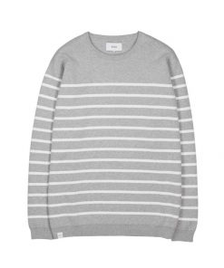 Makia Coastal Knit Light Grey