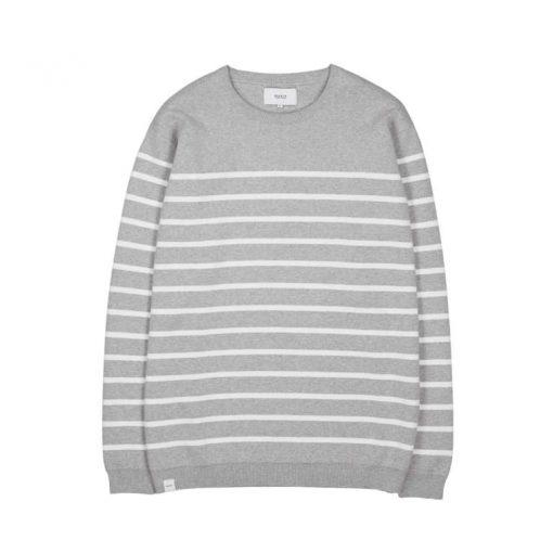 Makia Coastal Knit Light Grey