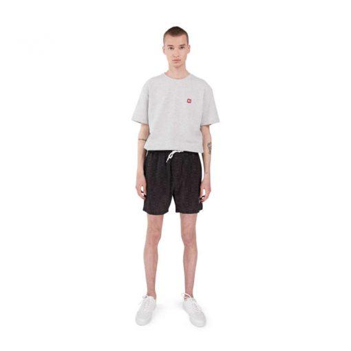 Makia Scope Hybrid Shorts Dark Grey
