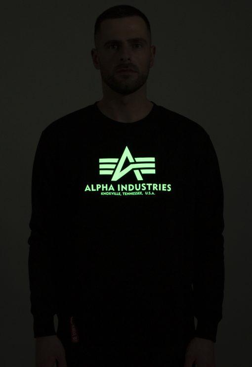 Alpha Industries Kryptonite Sweatshirt Black