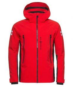 Sail Racing Spray Ocean Jacket Bright Red