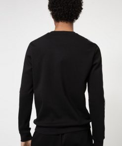 Hugo Boss Doby213 Sweatshirt Black