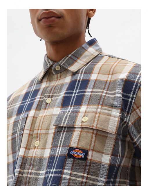 Dickies Chisana Shirt Khaki