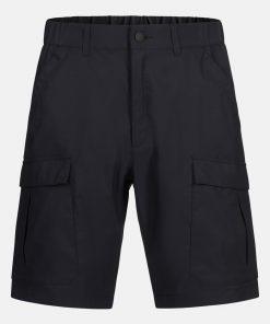 Peak Performance Moment Cargo Shorts Black
