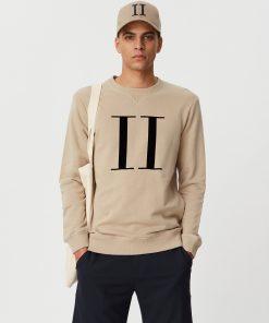 Les Deux Encore Light Sweatshirt Dark Sand