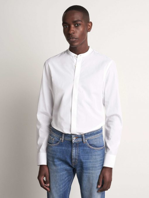 Tiger of Sweden Forward Shirt Pure White