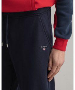 Gant Originals Sweat Pants Evening Blue