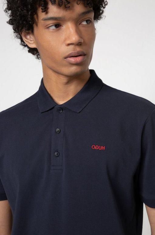 Hugo Boss Donos 212 Jersey Dark Blue