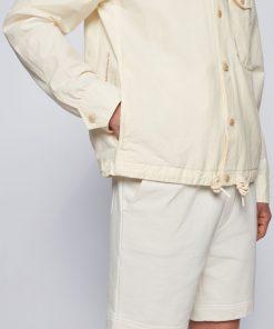 Hugo Boss Lovel Overshirt Light Beige