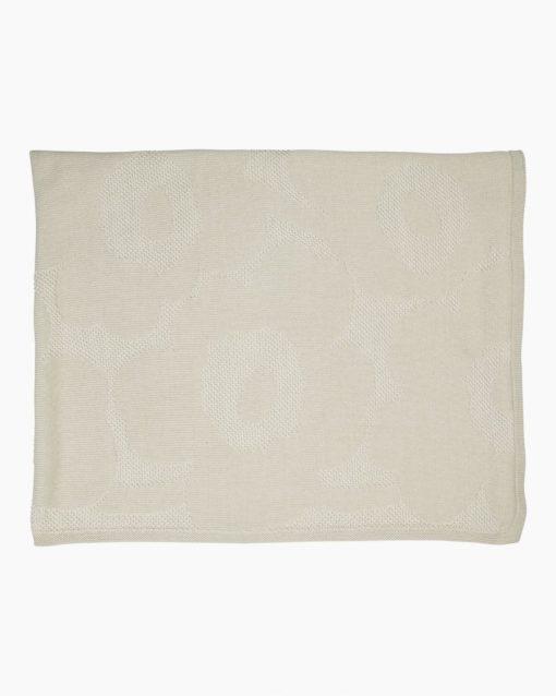 Marimekko Unikko Blankett 130 x 170 cm Beige