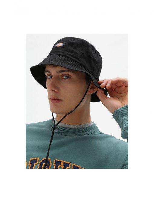 Dickies Clarks Grove Bucket Hat Black