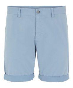 J.Lindeberg Nathan Super Satin Shorts Steel Blue