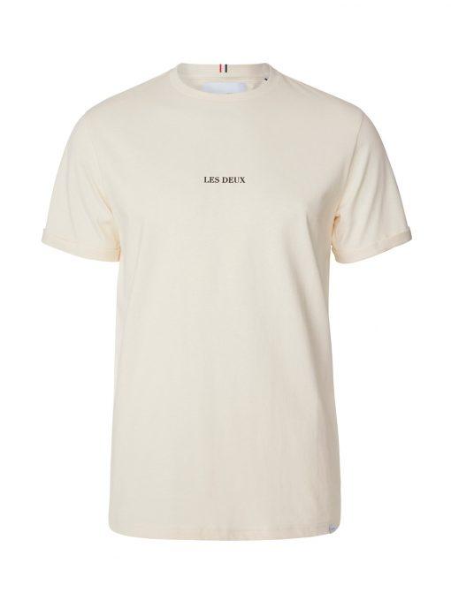 Les Deux Lens T-shirt Ivory
