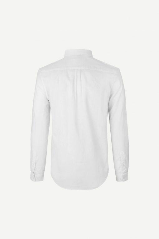Samsoe & Samsoe Liam Shirt White