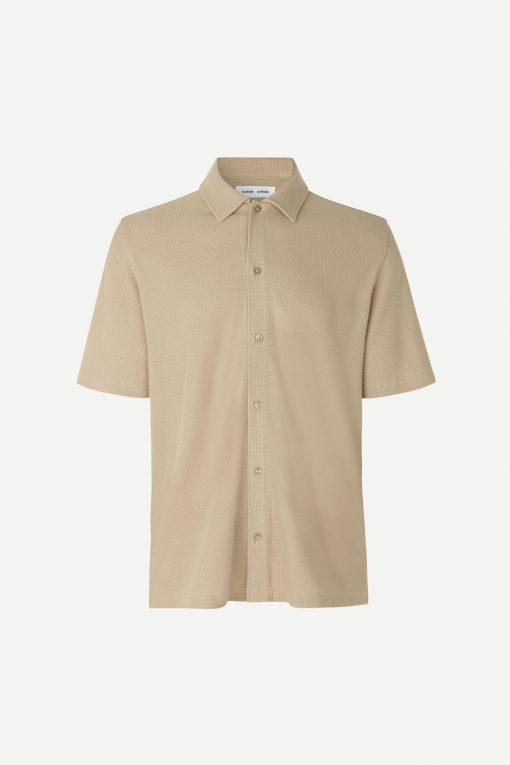 Samsoe & Samsoe Kvistbro Shirt Humus