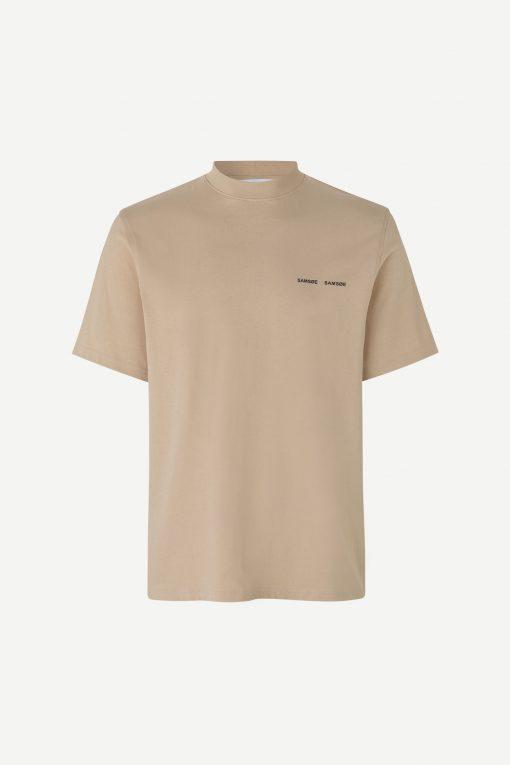 Samsoe & Samsoe Norsbro T-shirt Humus