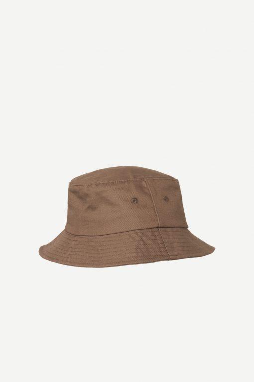 Samsoe & Samsoe Anton Bucket Hat Caribou