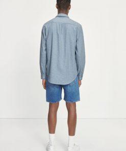 Samsoe & Samsoe Liam Shirt Fog Blue