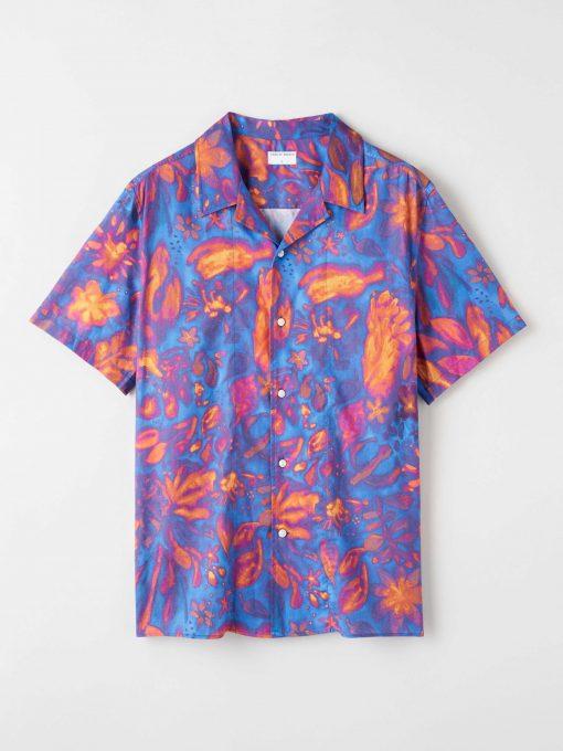 Tiger of Sweden Riccerdo Shirt Artwork