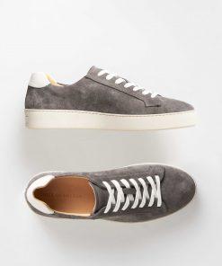 Tiger of Sweden Salas Sneakers Dark Grey