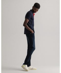 Gant Slim Active Recover Jeans Black Vintage