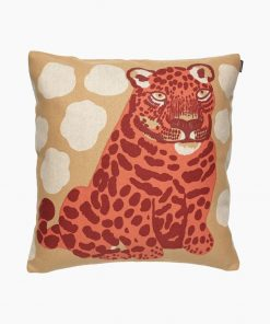 Marimekko Kaksoset Cushion Cover 50 x 50 cm Orange