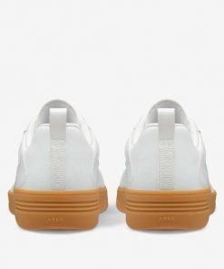 Arkk Visuklass Leather s-c18 Sneaker Men White Light Gum
